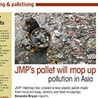 JMP Pallets - Food & Drink Magazine March 2014