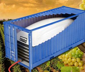 Flexitanks And Liquid Tanks For Liquid Distribution