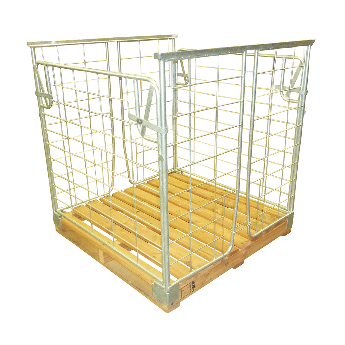 Pallet And Stillage Cages