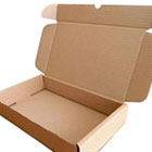 Brown Kraft  Self Locking Carton