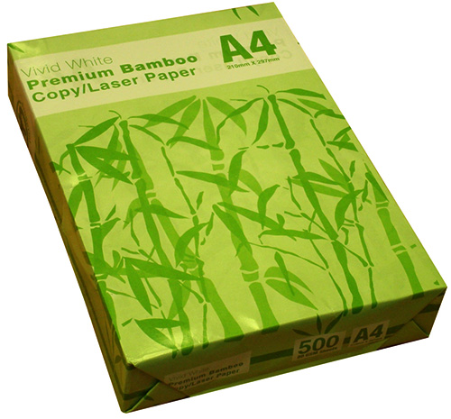 Bamboo Sheets Toxic: Office Paper