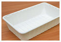 Cornstarch Fruit and Vegetable Trays