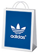 JMP - Adidas Shopping Bags