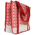 Reusable RPET Supermarket Shopping Bag
