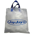 HDPE Shopping Bag with Loop Handle
