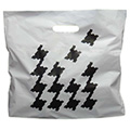 LDPE Shopping Bag with Die-cut Handle