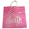 LDPE Shopping Bag with Loop Handle