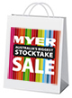 JMP - Myer Shopping Bags