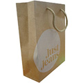 Kraft Paper Bag with Rope Handle
