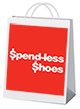 JMP - Spendless Shoes Shoppings Bags