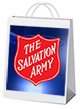 JMP - The Salvation Army Shopping Bags